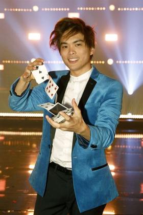 AMERICA'S GOT TALENT Winner Shin Lim Headlines in Las Vegas