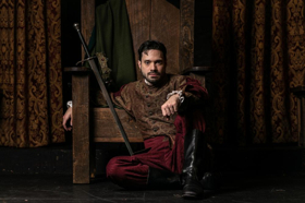 The Atlanta Shakespeare Company at The Shakespeare Tavern Playhouse presents HENRY V