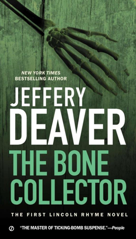 NBC Orders Pilot Based on THE BONE COLLECTOR Books