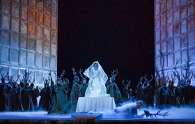 BWW Review: Carsen's Stellar FALSTAFF with Ambrogio Maestri and Game Cast Returns to the Met