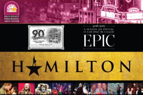 PPAC Announces HAMILTON, THE BAND'S VISIT, ANASTASIA, and More in 2018/19 Season