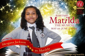 Virginia Stage Company and Governor's School for the Arts Collaborate on MATILDA THE MUSICAL