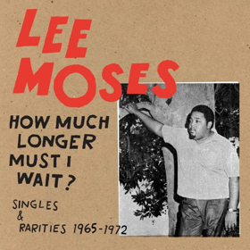 Light In The Attic to Release Rarities & Singles Collection from Lee Moses