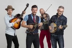 We Banjo 3 Comes to Smothers Theatre and Marsee Auditorium
