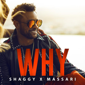 Shaggy Releases New Single WHY Feat. Canadian Crooner Massari