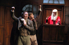 BWW Review: TRIAL BY LAUGHTER, Richmond Theatre