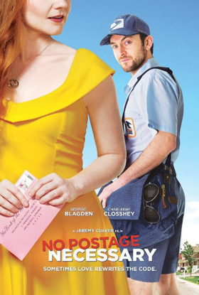 Indie Dramedy NO POSTAGE NECESSARY to be First Feature Film to Debut on the Blockchain