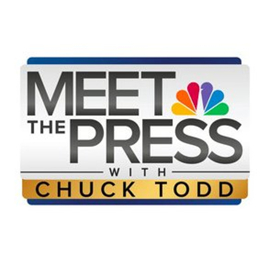 RATINGS: MEET THE PRESS is Most-Watched Sunday Show Across the Board