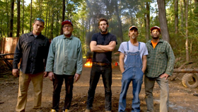 Discovery Presents New Series MASTERS OF DISASTER