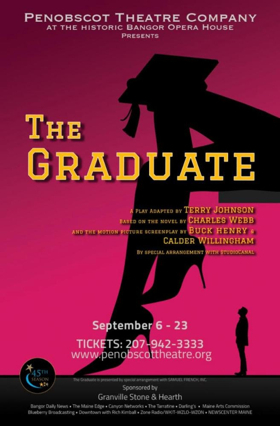 Penobscot Theatre Co Opens Season with THE GRADUATE