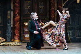 BWW Review: THE MERRY WIVES OF WINDSOR, Shakespeare's Globe