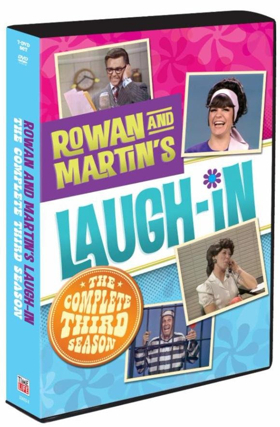 Watch as Lily Tomlin Launches Her Career in LAUGH-IN: The Complete Third Season, Coming to DVD