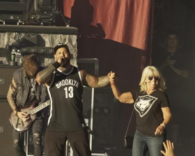 Watch: Bad Wolves Joined By Special Guests Onstage This Weekend