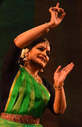 Dancer Geeta Chandran's to Perform to Mark 20 Years of India Habitat Centre