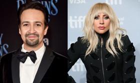 Lady Gaga Tells Lin-Manuel Miranda She Would 'Love' to Do Broadway