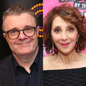 Breaking: Nathan Lane and Andrea Martin Return to Broadway Next Year in GARY: A SEQUEL TO TITUS ANDRONICUS