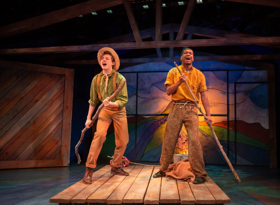 BWW Review: HUCKLEBERRY FINN'S BIG RIVER at Adventure Theatre
