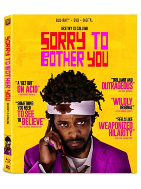 SORRY TO BOTHER YOU to be Released on Digital, Blu-ray and DVD