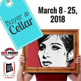 BUYER AND CELLAR Brings Laughter To Out Front Theatre Company