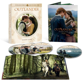 Sony Pictures Home Entertainment Announces OUTLANDER UNTOLD