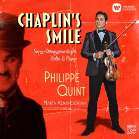 Violinist Philippe Quint Performs Two Free Chaplin's Smile Concerts In Chicago
