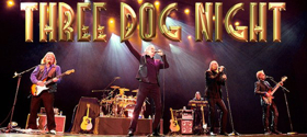 THREE DOG NIGHT Comes to The Hanover Theatre