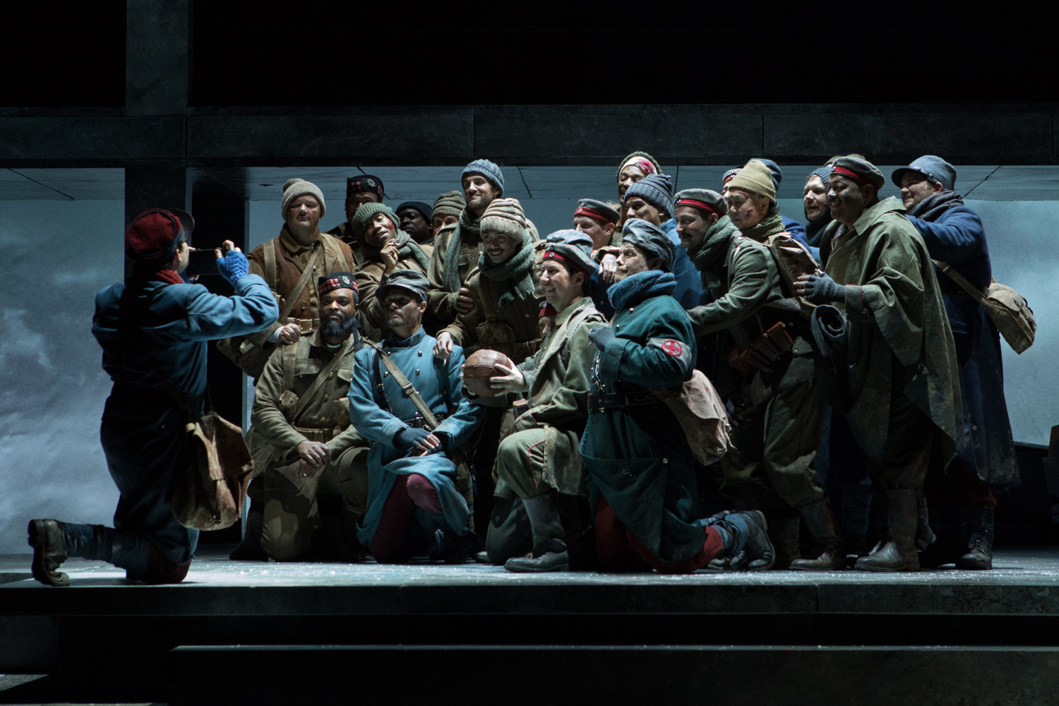 BWW Review: Washington National Opera's SILENT NIGHT is a Timely Tribute to Veterans