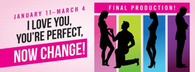 Theatre Three Announces an All-Star, One-Night-Only Fundraising Performance of I LOVE YOU, YOU¹RE PERFECT, NOW CHANGE