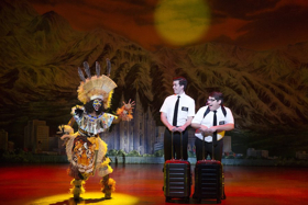 BWW Review: THE BOOK OF MORMON is Back! And This Time, It's Even Better