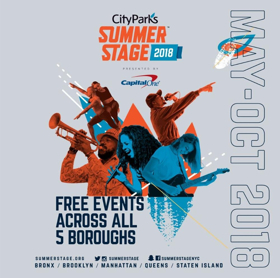 City Park's SummerStage Features VOICES of a People's History Featuring Viggo Mortensen, Uzo Aduba, and More