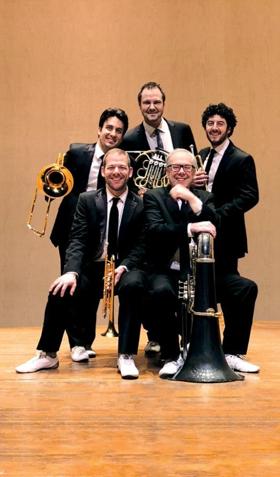 Gilmore-Hoerner Endowment Presents Canadian Brass