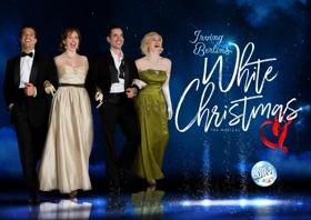Curve Announces Full Casting for WHITE CHRISTMAS