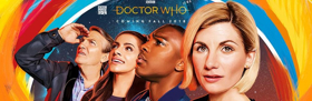 BBC America Brings DOCTOR WHO to New York Comic Con for Global Premiere