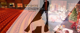 Award Winning Coyote Stageworks Plays Host For THE COCKTAIL HOUR At The Annenberg Theatre