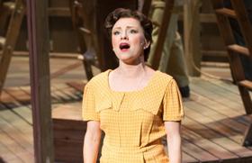 BWW Review: BRIGHT STAR Illuminates Front Porch Theatricals' Season