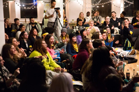Amnesty International Hosts Star-Studded Write For Rights Event