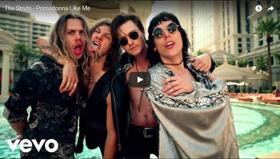 The Struts Release Video for 'Primadonna Like Me'