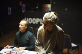 BWW Interview: Geoffrey Williams Talks DROWNED OR SAVED?