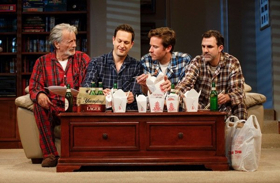Review Roundup: Critics Weigh In On STRAIGHT WHITE MEN on Broadway!