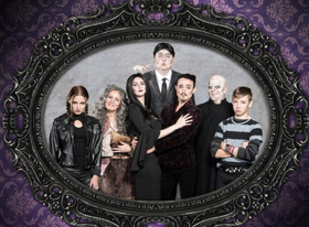 THE ADDAMS FAMILY to Play The Ziegfeld Theater