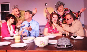 Celebrate La Famiglia At Village Players With OVER THE RIVER AND THROUGH THE WOODS