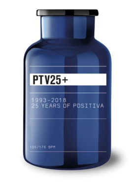 Positiva Records Release Special Greatest Hits Album to Mark 25th Anniversary
