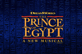 Breaking: THE PRINCE OF EGYPT to Open on West End February 2020; New Songs & Creative Team Announced