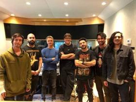 Howard Benson Produces, Mixes Palisades Top Charting Billboard Album 'Erase The Pain'