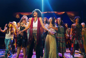 Titusville Playhouse Inc. Get Groovy with HAIR