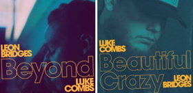 Leon Bridges and Luke Combs Release Audio from Their CMT Crossroads Performance