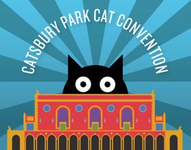 Fred Armisen, Steve Albini, Kelley Deal, and Blasko Interviewed by Feline Lil BUB at CATSBURY PARK CAT CONVENTION