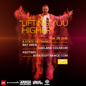 Insomniac and ALDA Announce 'A State of Trance 900' in the Bay Area with Armin van Buuren