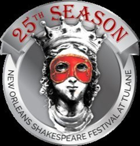 Shakespeare's Silver Anniversary: The New Orleans Shakespeare Festival Celebrates 25 Years in NOLA