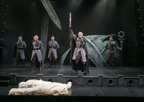 BWW Review: TITUS ANDRONICUS at The Shakespeare Theatre of NJ is an Epic Tale of Treachery and Revenge